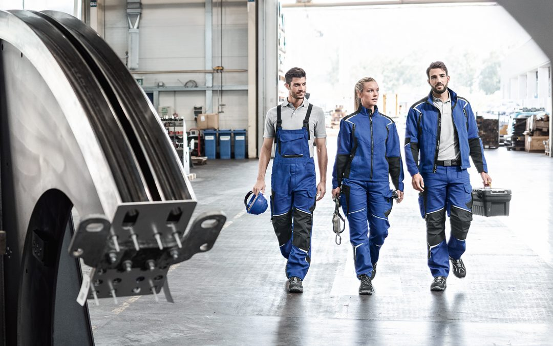 KÜBLER: New Generation Workwear: KÜBLER BODYFORCE