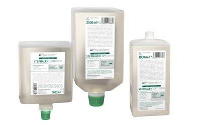 PETER GREVEN PHYSIODERM: Opti Tens®: Besonders hautfreundliche und wirksame Reinigung zugleich