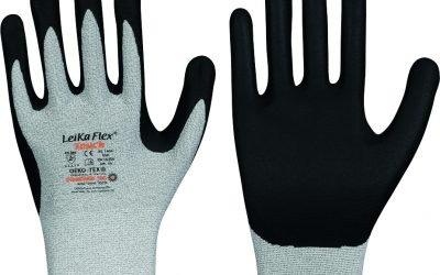HABERKORN: Touchscreen fähige Schutzhandschuhe