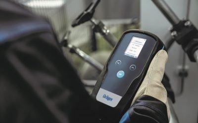 DRÄGER: Neues Dräger Mehrgasmessgerät X-act® 7000
