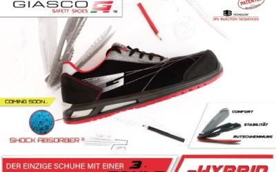 DR. WURZER: Giasco Safety Shoes