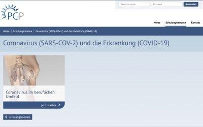 """PETER GREVEN PHYSIODERM: Neues beim Online-Schulungstool """"hautschutzschulung.de"""""""