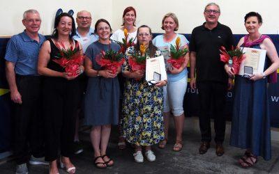 GRATULATION: Ötscher Berufskleidung ehrt 12 Mitarbeiter